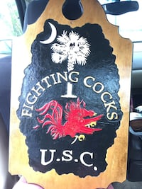 15 for all three gamecock signs Florence, 29506