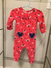 Baby girl outfit Size 9 Month Bel Air, 21014