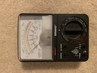 Smart 22-221 Multimeter with probes and battery