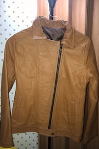 Leather Jacket Springfield, 22152
