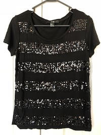 Forever21 glittery top! Size M 13 km