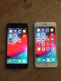 Apple iPhone 6 PLUS 16gb Space Gray And Silver Factory Unlocked FOR EACH $288 New York, 11385
