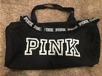 VS PINK Gym Bag in Black Colorado Springs
