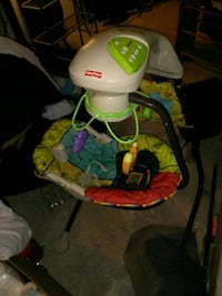baby's Fisher-Price cradle n swing St. Catharines, L2W 1B6
