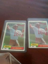two baseball player trading cards Austin, 78745