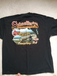 Men's XL Motorcycle Tshirts Monrovia