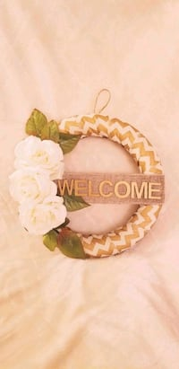 Handmade welcome wreath London, N6K 5C7