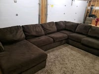 free delivery. 3 piece sectional  Spruce Grove, T7X