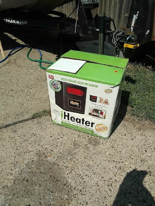 used iheater box for sale in louisville letgo