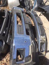 2014-2018 Chevy HD front bumper Rio Grande City, 78582