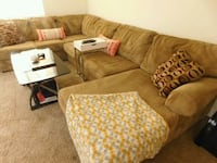 3piece sectional couch Sacramento, 95829