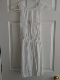 White Lace Dress. Size Small. New With Tags Toronto, M5J