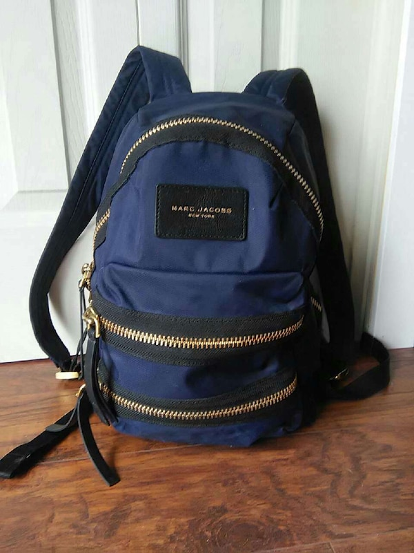 a273d6ddd5b4 Used Mark jacobs new york new back pack purse for sale in Edmonton - letgo