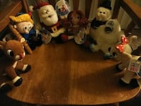 7of the Misfits from Rudolph the Red Nose Reindeer Broken Arrow