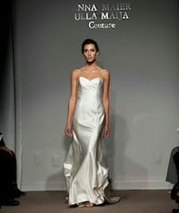 Anna Maier Couture Wedding Dress Toronto, M5V 1M7