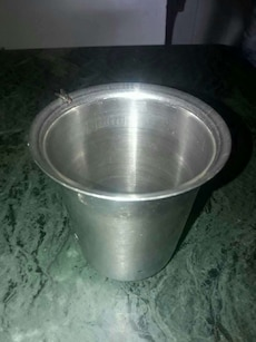 stainless steel chamber pot