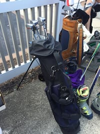 Left handed ladies golf clubs