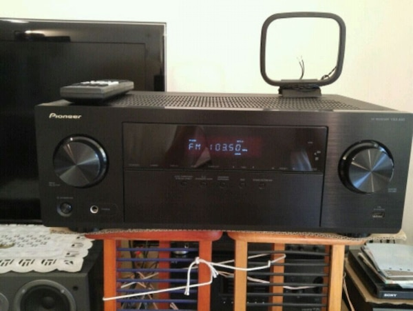 Pioneer 5 1 4K Ultra HDMI Home Theater Receiver