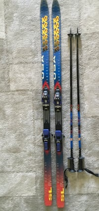 Downhill snow skis Chesapeake