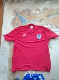 England jersey Mississauga, L4W
