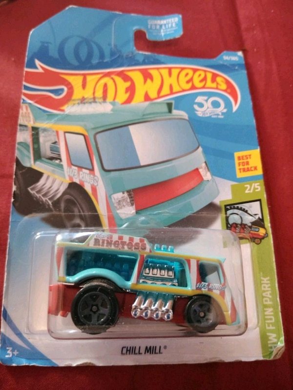 Used Hot wheels chill mill $2 for sale in Lowell