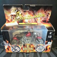 West Coast Choppers collectable