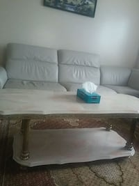 white and pink coffee table set Pickering, L1X 2M1
