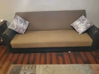 Futon w storage and cover Queens, 11423