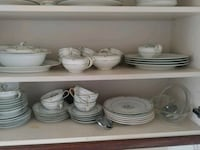 99 piece Noritake china set Service for 10 Silver Spring, 20902