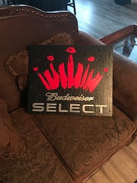 Bud select neon perfect condition