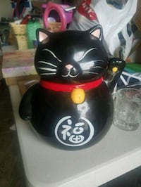 lucky cat cookie jar Modesto, 95355