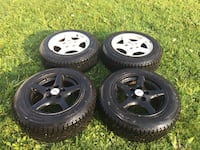 Pontiac Firebird/Trans Am Rims/Wheels (5x120 Rims/Wheels) Kitchener