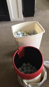 BULK SALE OF SECOND HAND GOLF BALLS!!  Columbia, 21044