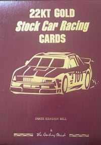 COLLECTION OF HISTORY OF STOCK CAR RACING!