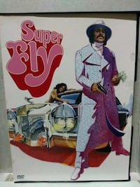 Super Fly (1972) dvd Baltimore