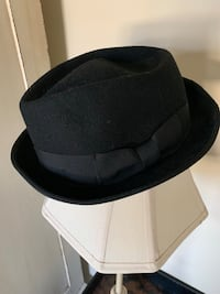 Hat. Black   Virginia Beach, 23464
