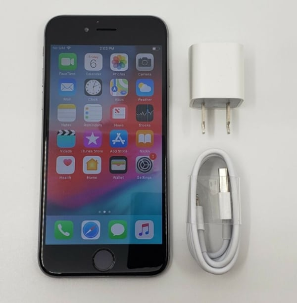 Apple iPhone 6 Plus- 32 GB – Unlocked. Charger cable included  2aaa293c-8a32-474a-bad7-23ae961c17aa