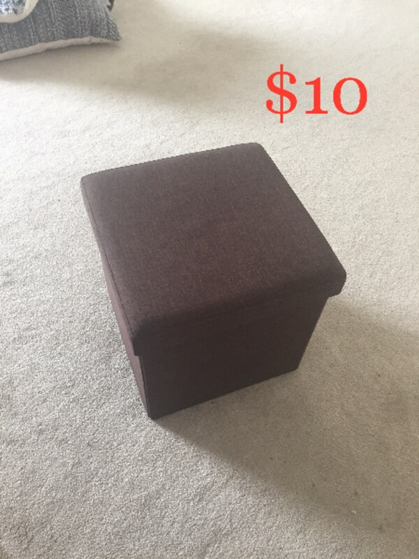 ottoman cubic with storage