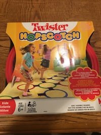 Brand New Twister game