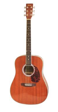 Acoustic guitar for beginners 41 inch full size (Minor Error)
