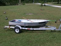 12 foot row boat with trailer Stella, 28582