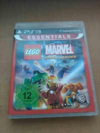Lego Marvel Super Heroes PS3 Spieletui