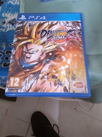 Sony PS4 Naruto Storm 4 game case Ceuta, 51002