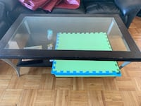 Table ... coffee table. Easily movable in  small car Toronto, M3J 2V1