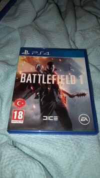 Battlefield 1 PS4 Şişli, 34360