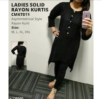women's black long sleeve dress Hyderabad, 500038