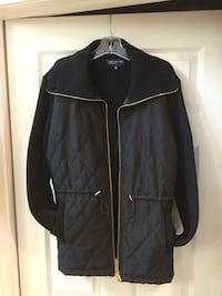 Ladies black winter jacket  Temecula, 92592