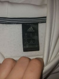 black and white Adidas textile Martinsburg, 25401