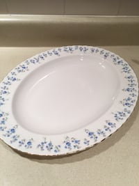 Memory Lane Platter Royal Albert Fine Bone China North Vancouver, V7H