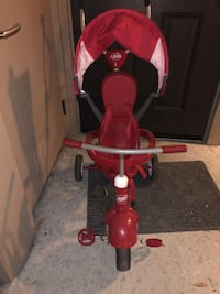 red and black Radio Flyer trike Yountville, 94599